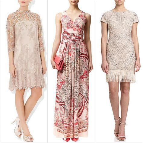 Dress styles for wedding guests