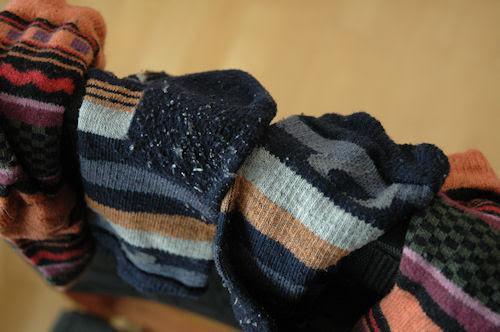 365-61 :: celan socks :: sokker