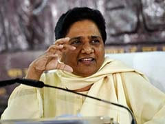 Mayawati Sees Congress Conspiracy Behind Plea In Disproportionate Assets Case