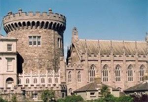 Norman Tower, Dublin Castle, Gilbert de Lyvet,...