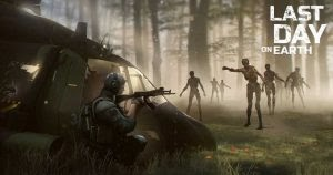 Last day on earth mod apk 1.12.2