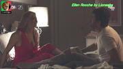 Ellen Rocche sensual na novela O Outro lado do paraiso