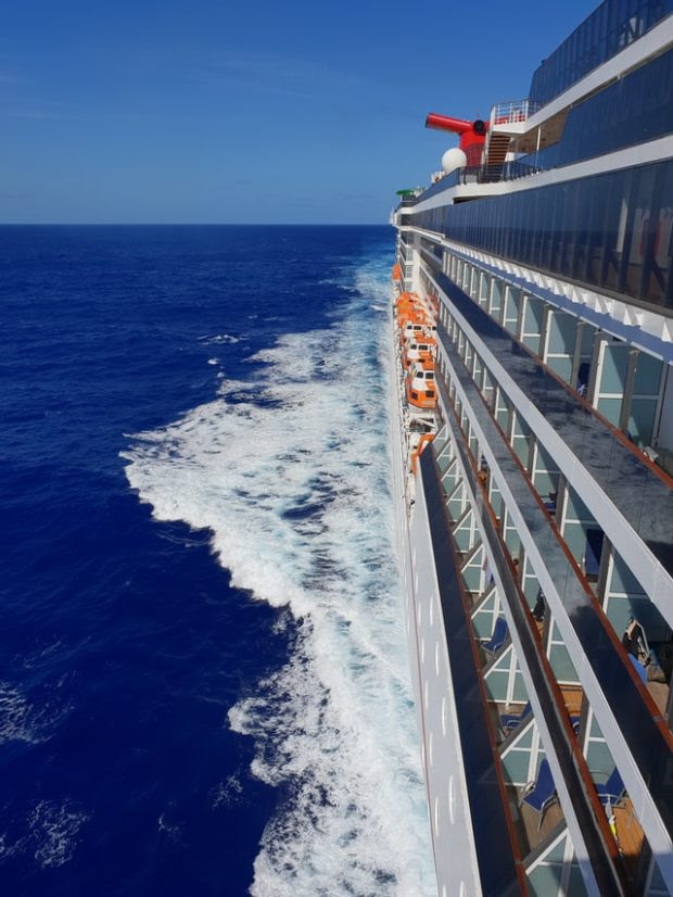 How to Avoid Getting Sick on a Cruise