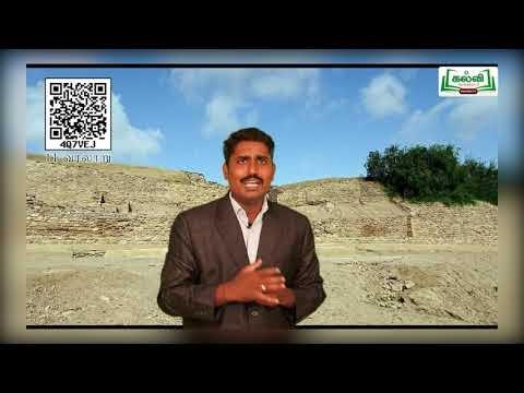 11th History அலகு 2 பகுதி 2 பண்டைய இந்தியா Kalvi TV