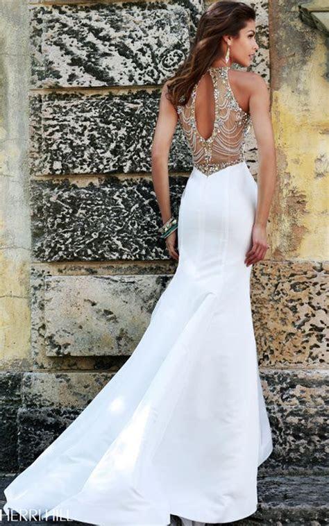 Sherri Hill Wedding Dresses with Mermaid Fish Tail Design