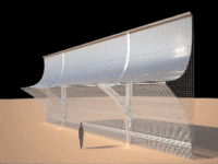 Watch: Video Shows Prototypes of the Border Wall
