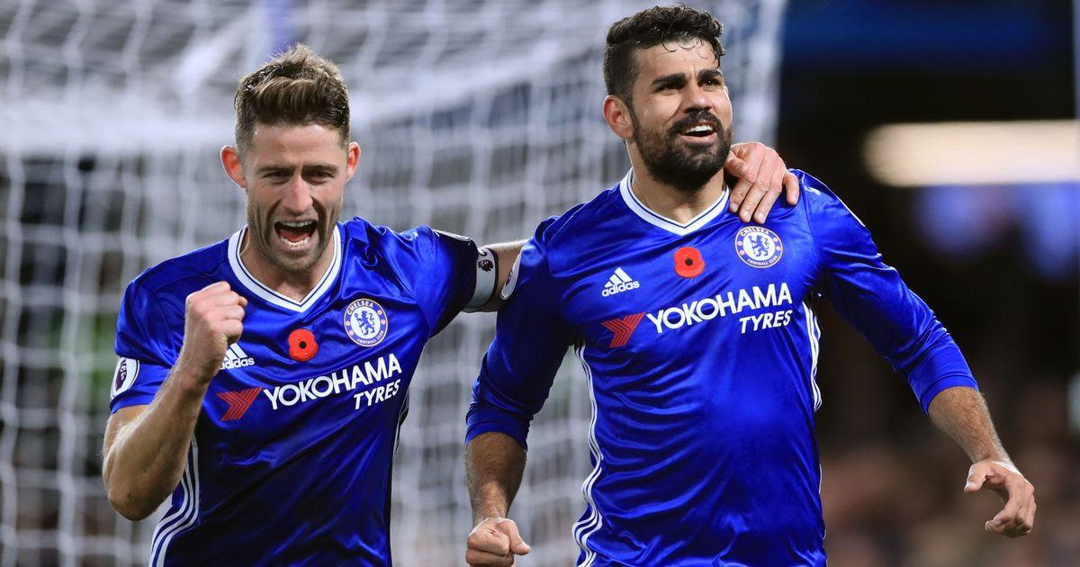 Chelsea striker Diego Costa winning fitness battle ahead of Middlesbrough trip following groin problem