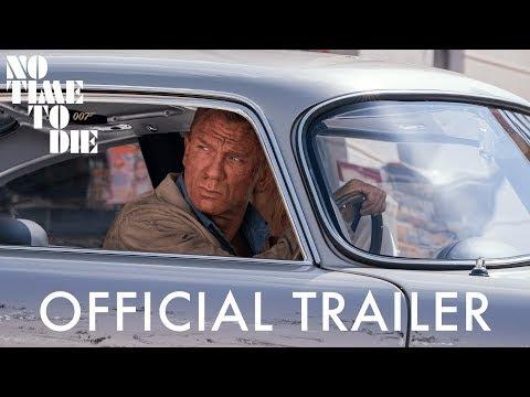 NO TIME TO DIE Trailer – In Cinemas April 2021.