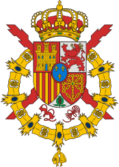 Royal Coat of Arms of Spain