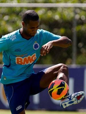 Dedé, Cruzeiro, treino, Toca da Raposa II (Foto: Washington Alves / Vipcomm)