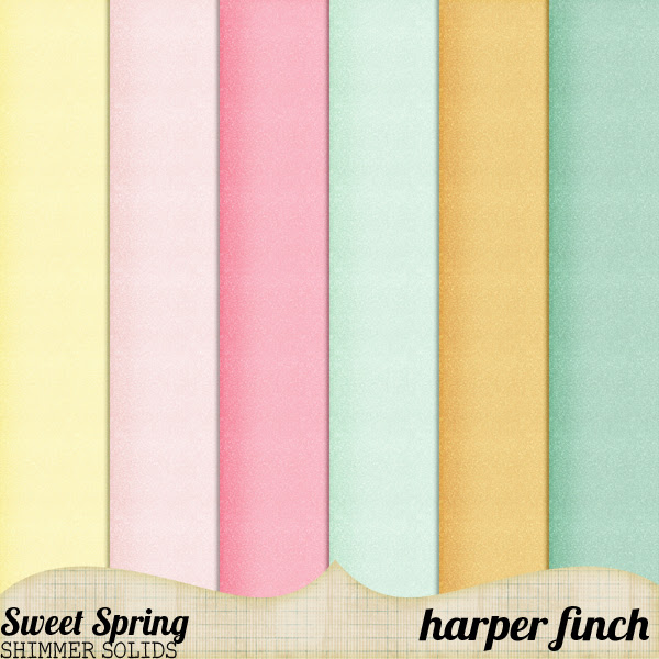 Sweet Spring Shimmer by harperfinch