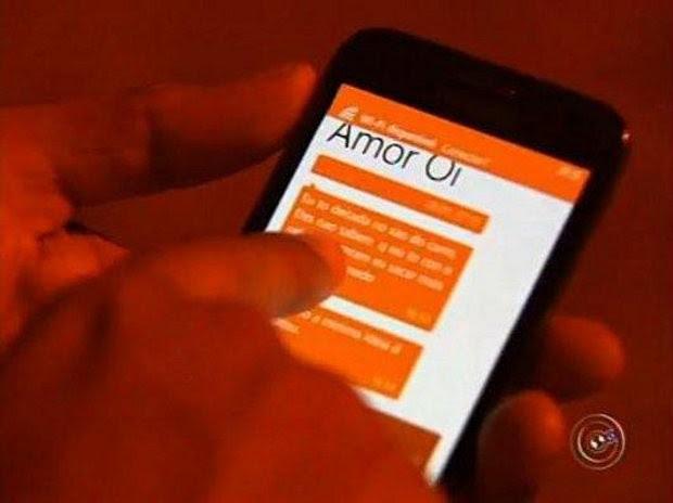 A vítima conseguiu pedir socorro ao marido pelo celular (Foto: Reprodução/TV TEM)