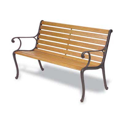 The Basic Model | Garden Bench Buying Guide | This Old House