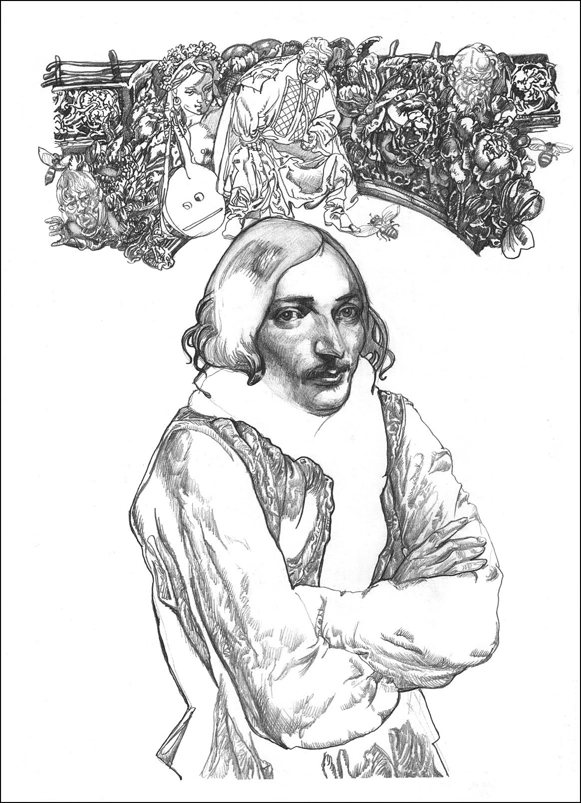 Сергей Георгиевич Якутович, Гоголь