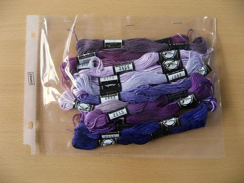 purples?