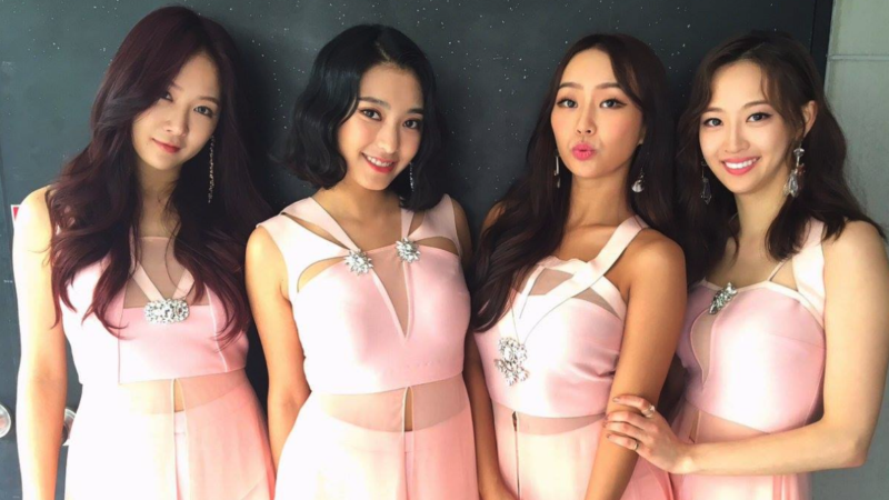 SISTAR Shows Impressive Performance On Music Charts