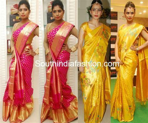 Wedding Silk Sarees from Sri Krishna Silks   Sarees