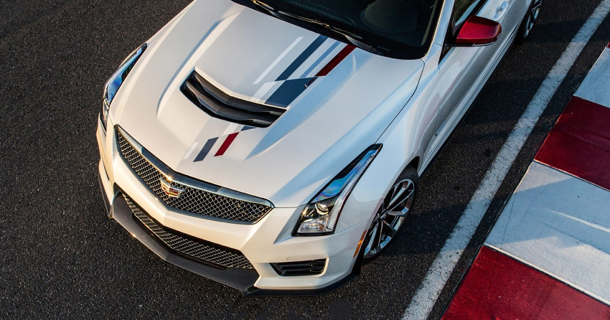 Used Cadillac Cts Coupe >> General Motors High-Performance Blog: 2018 Cadillac V ...