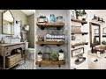 Diy Rustic Bathroom Decor