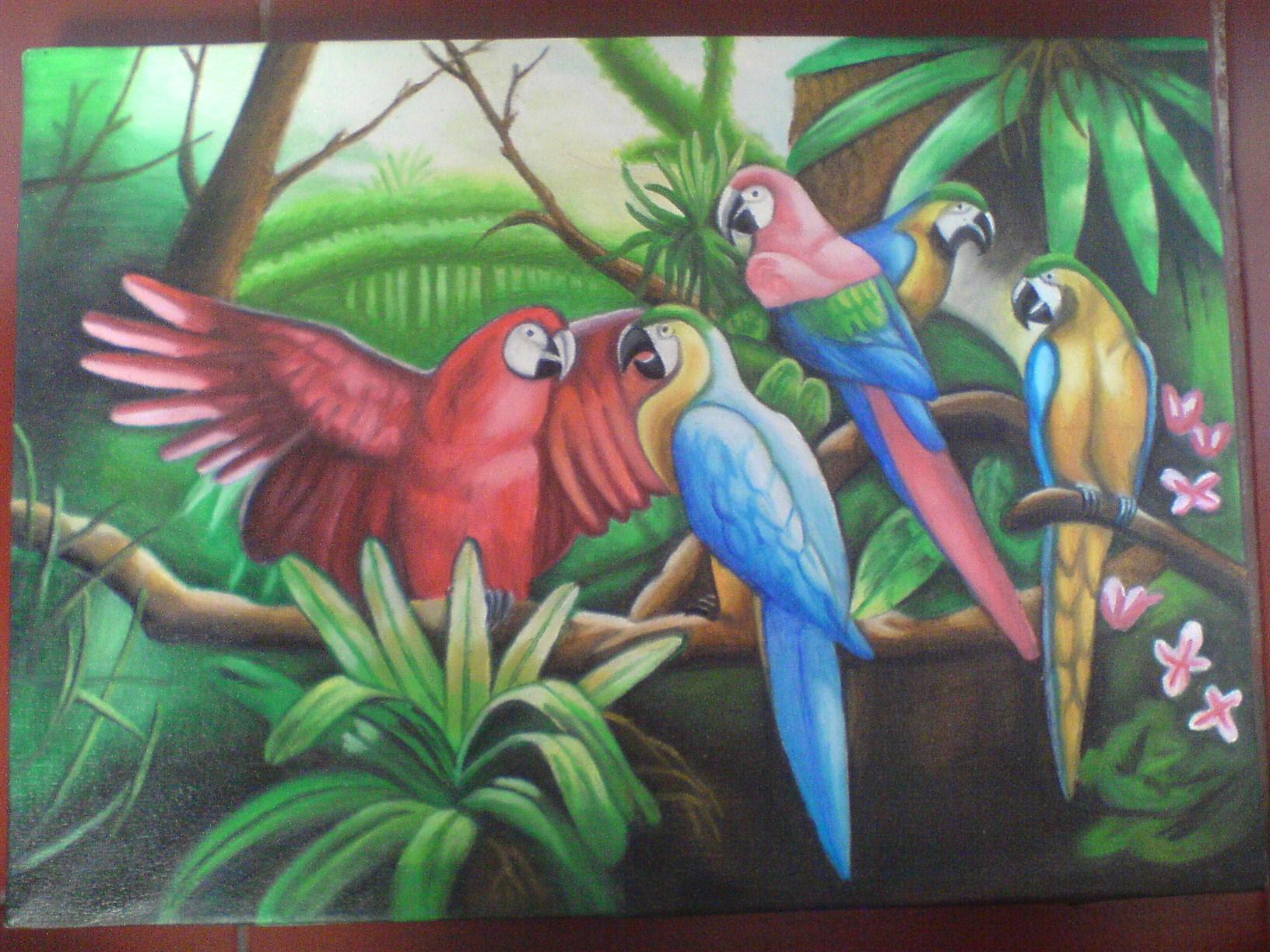 83 Gambar Pemandangan Flora Dan Fauna Kekinian