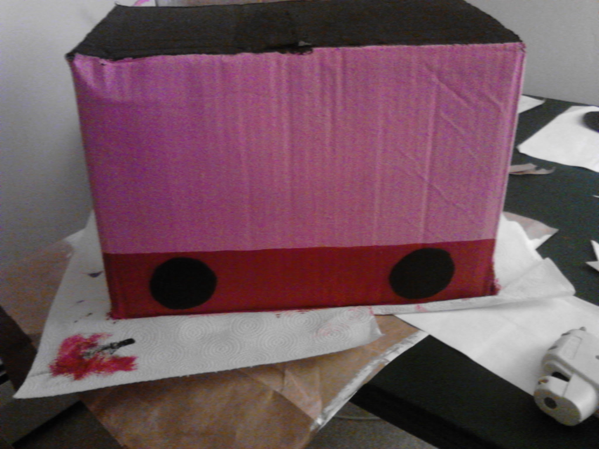Thomas the Train Costumes (Percy andRosie)