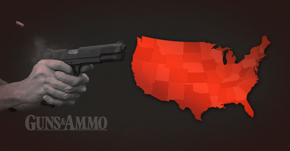 Best States for Gun Owners