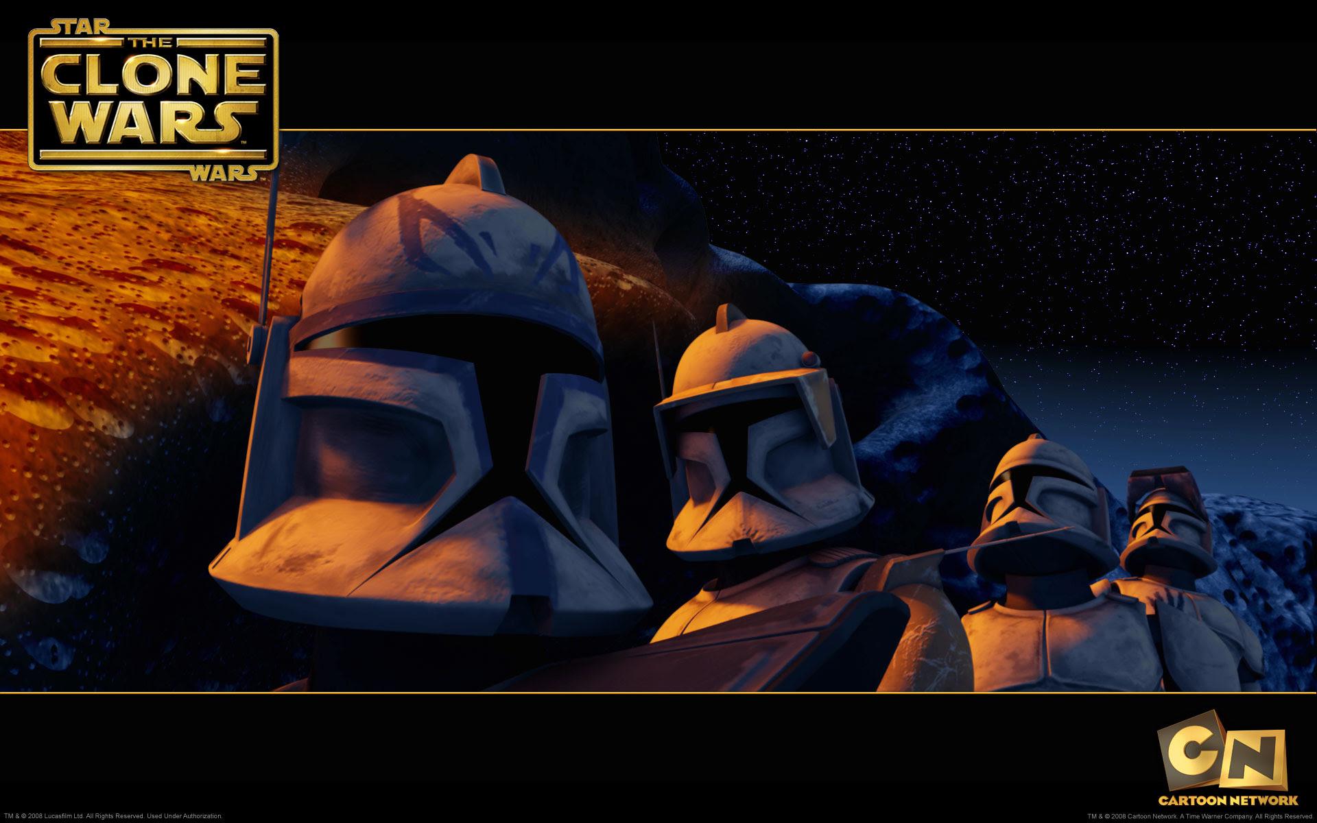Clone Captain Rex Desktop Wallpaper