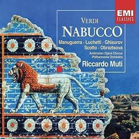 Verdi: Nabucco (complete Opera)