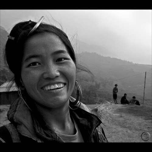 Existentialist -- Hmong woman Vu