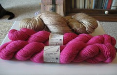 Camelspin and Lorna's Laces