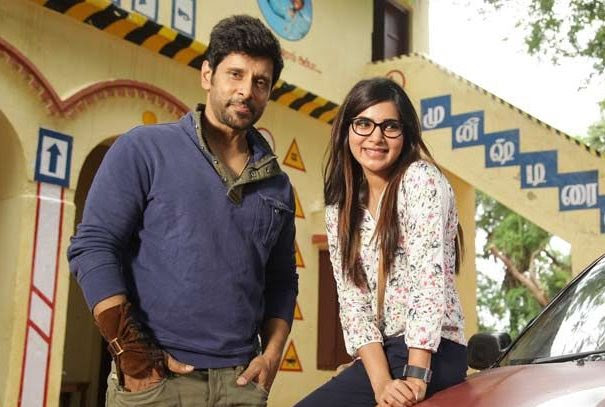 Vikram's '10 Endrathukulla' to release on October 21