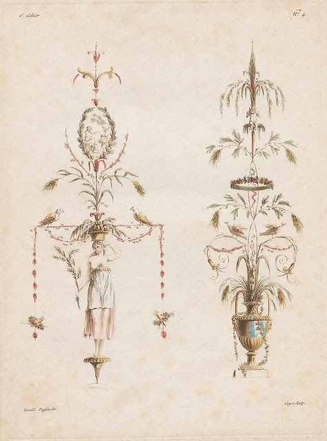 Nouvelle collection d'arabesques, 1810 b