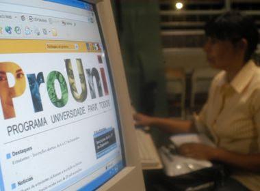 Lista de aprovados na segunda chamada do ProUni será divulgada nesta sexta