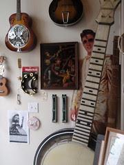 giant banjo
