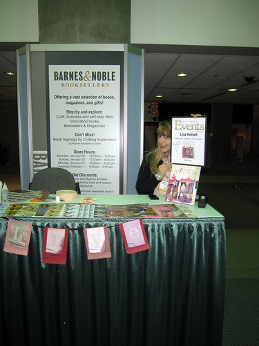 CHA Day 4: My Book Signing! 3