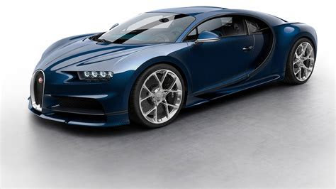 Bugatti Launches the Chiron Colorizer