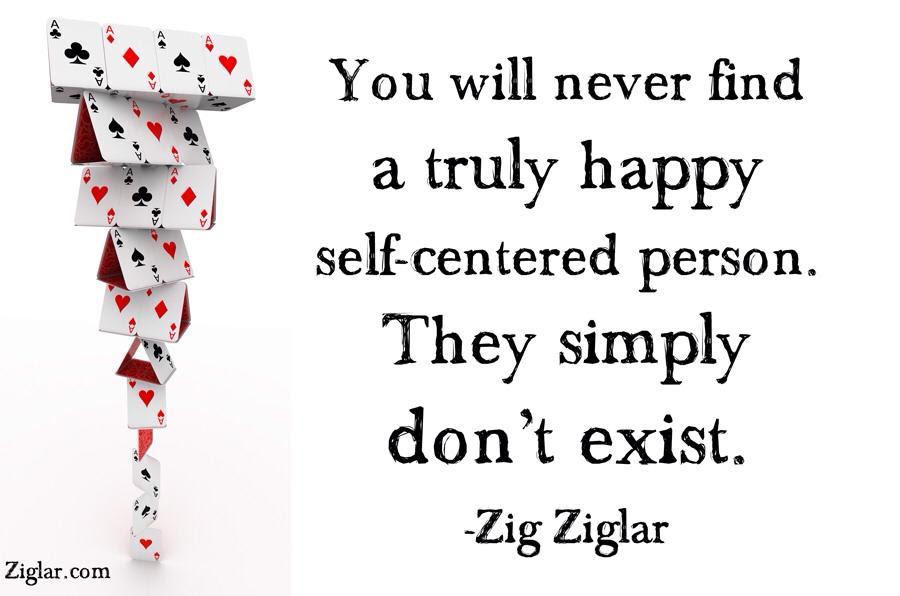 Quotes About Self Centered People 70 Quotes