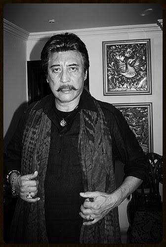Mr Danny Denzongpa...The Stylist Veteran Of Villainy by firoze shakir photographerno1