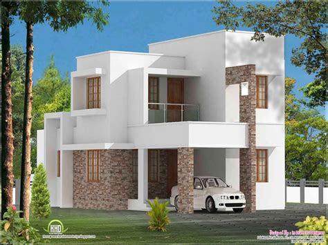 simple home plans  designs simple modern house plan