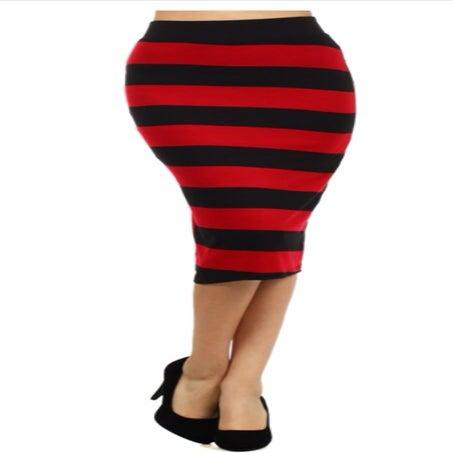 plus length attire knee length