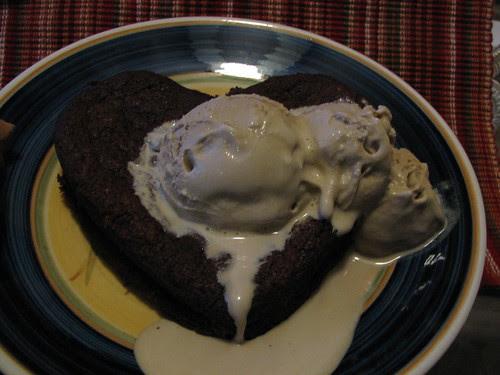 Chocolate Valentino & Vietnamese Coffee Ice Cream