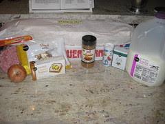 Cuban stuffing ingredients