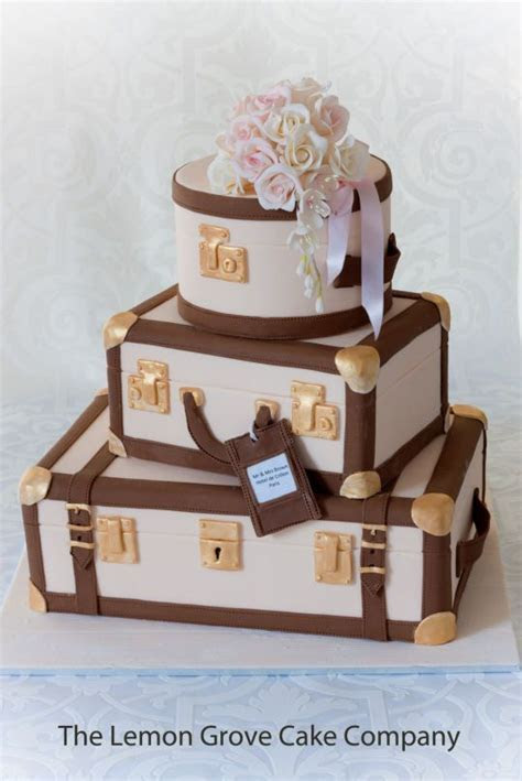 25  best ideas about Suitcase cake on Pinterest   Travel