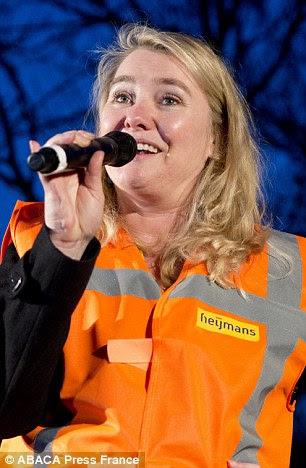 Netherlands Transport minister Melanie Schultz van Haegen deemed it legal for instructors to offer lessons for sex