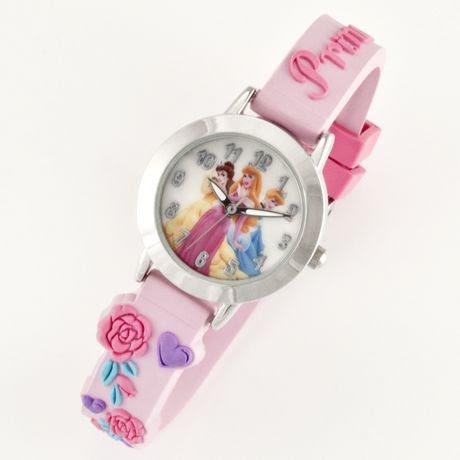 Girls' Disney Princess analog watch | Walmart Canada