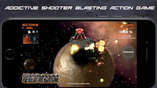 Quantum Revenge Screenshot