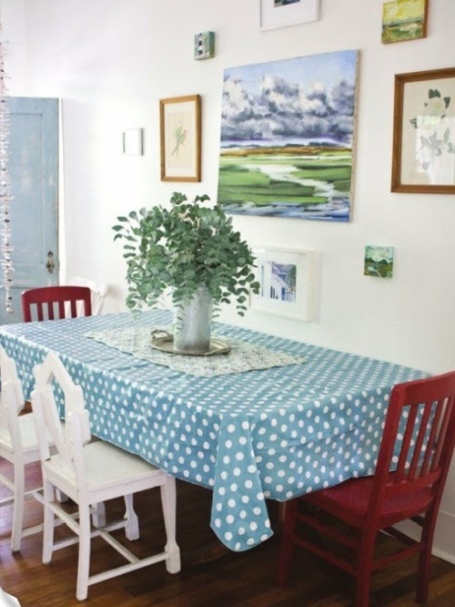 The Lettered Cottage e-zine