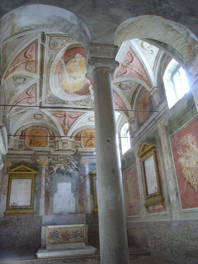File:S Stefano rotondo - cappella s Stefano d Ungheria 1260081.JPG