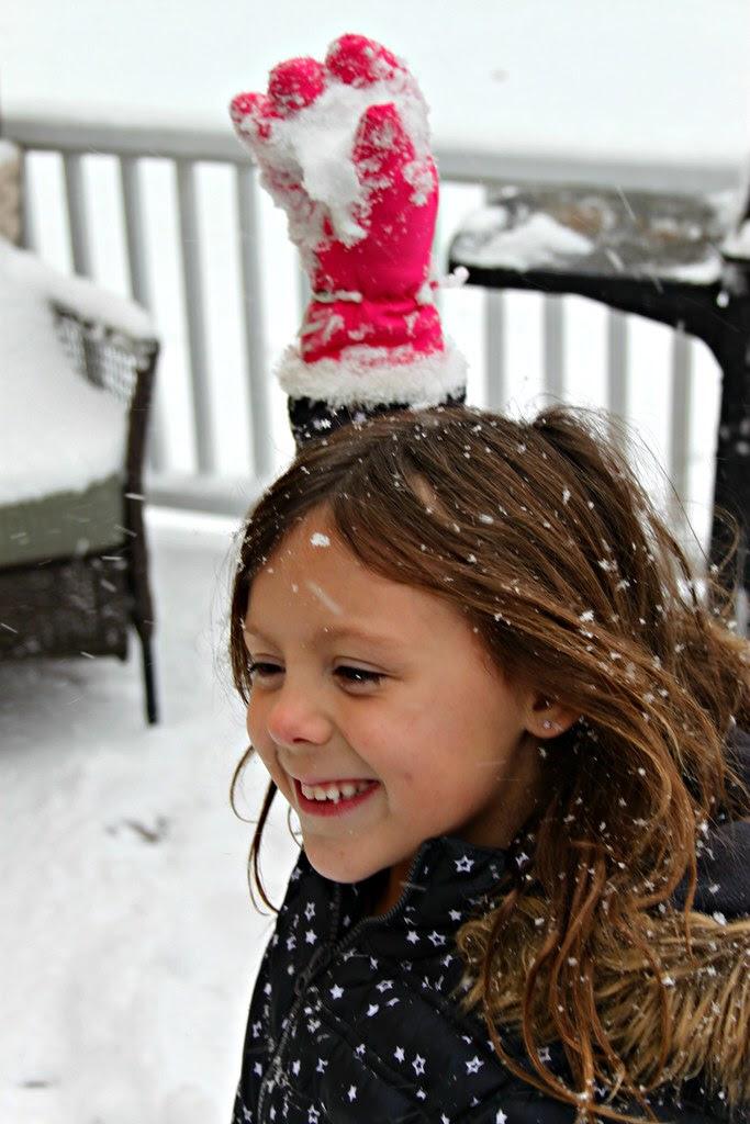 Haila first snow ball