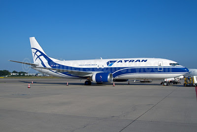 ATRAN (Aviatrans Cargo Airlines)-Volga-Dnepr Group Boeing 737-46Q (SF) VP-BCJ (msn 28663) CGN (Rainer Bexten). Image: 909075.
